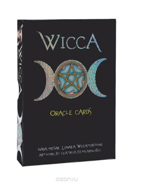 Wiccan Oracle Cards - Оракул Викканский