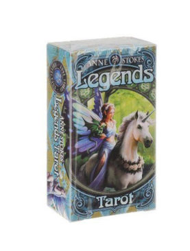 Anne Stokes Legends Tarot - Легенды Энн Стоукс