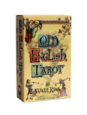 Old English Tarot - Староанглийское Таро