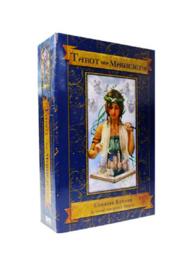 Wizards Tarot — Волшебное Таро