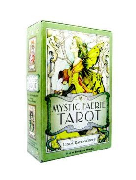Mystic Faerie Tarot — Таро Мистических (Таинственных) Фей