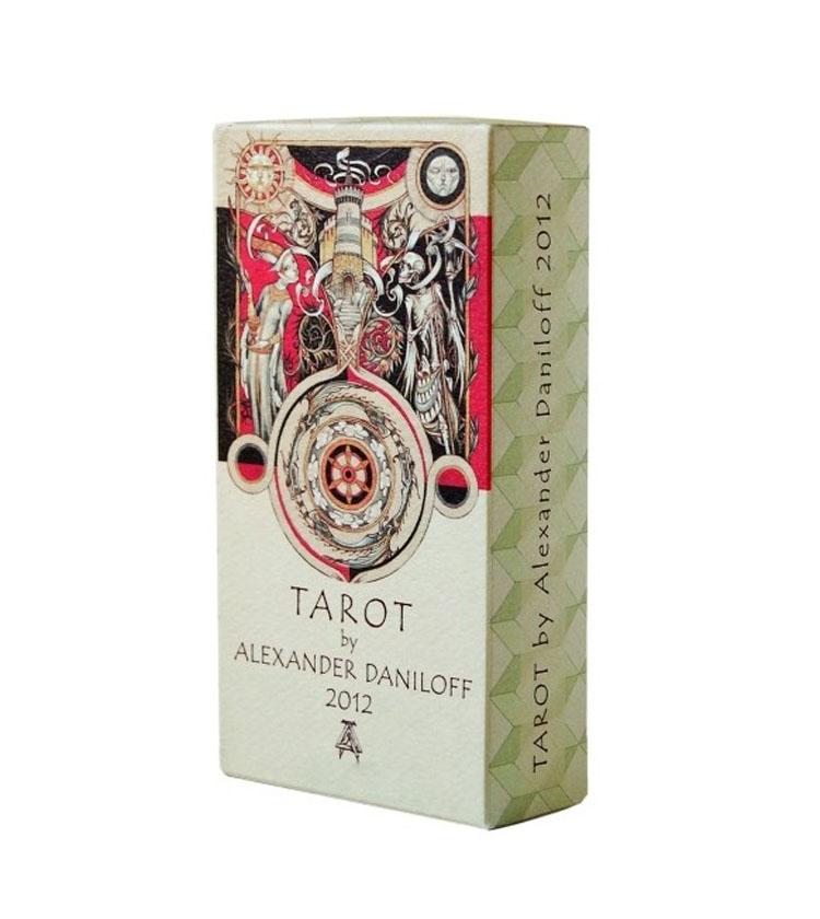 Таро Александра Данилова — Tarot by Alexander Daniloff 2012 1