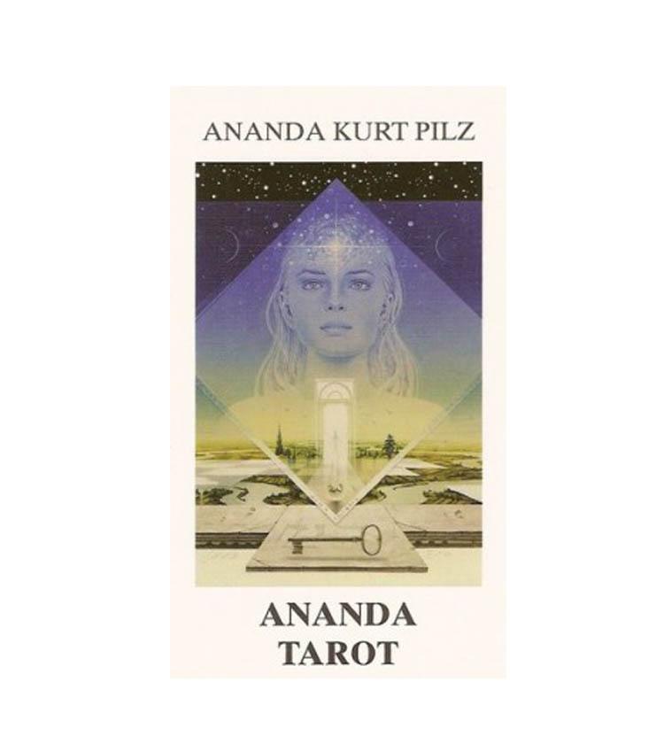 Ананда Таро — Ananda Tarot 1