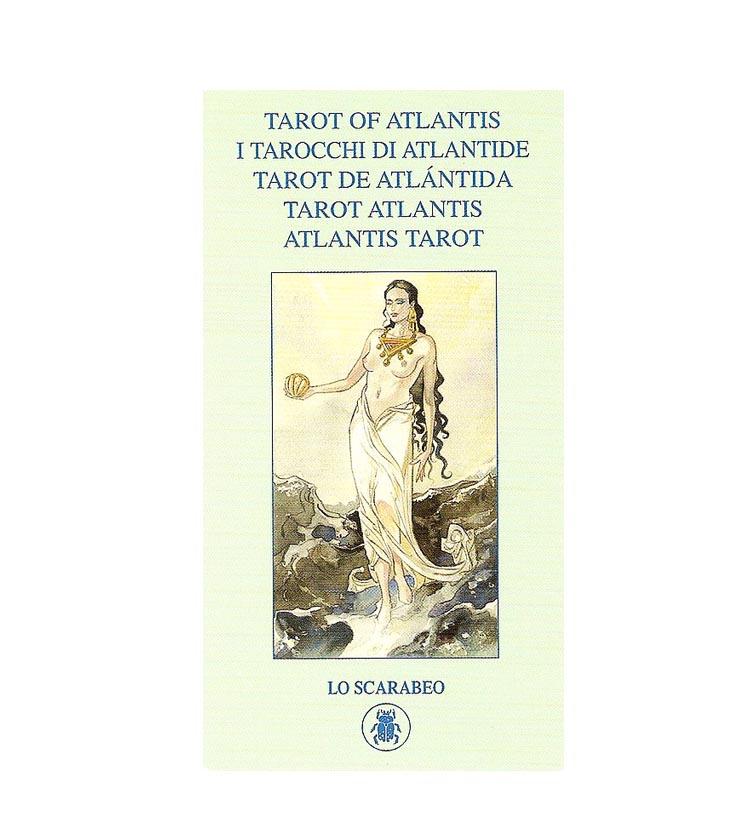 Таро Атлантиды — Atlantis Tarot 1