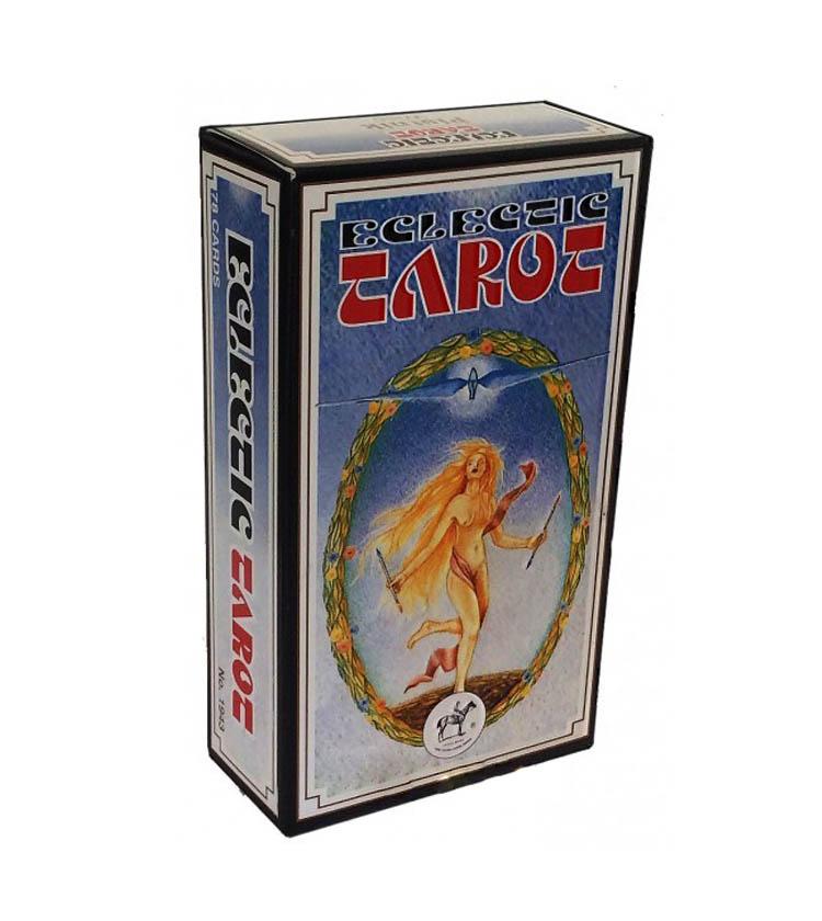 Эклектик Таро — Eclectic Tarot 1