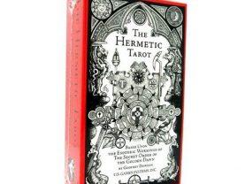 Герметическое Таро - Hermetic Tarot