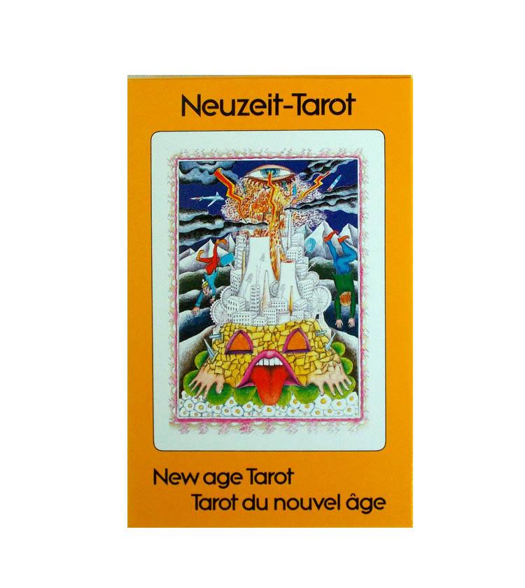 Таро Нового Века — Neuzeit Tarot 1