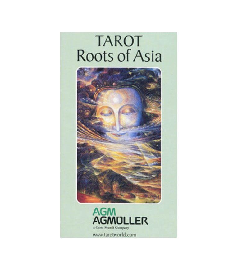 Таро Корни Азии — Tarot Roots of Asia 1