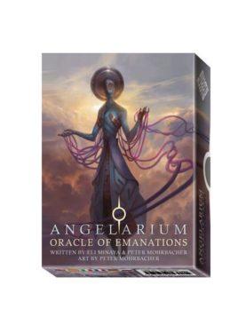 """Оракул эманаций """"Ангеларий"""" - Angelarium. Oracle of Emanations"""