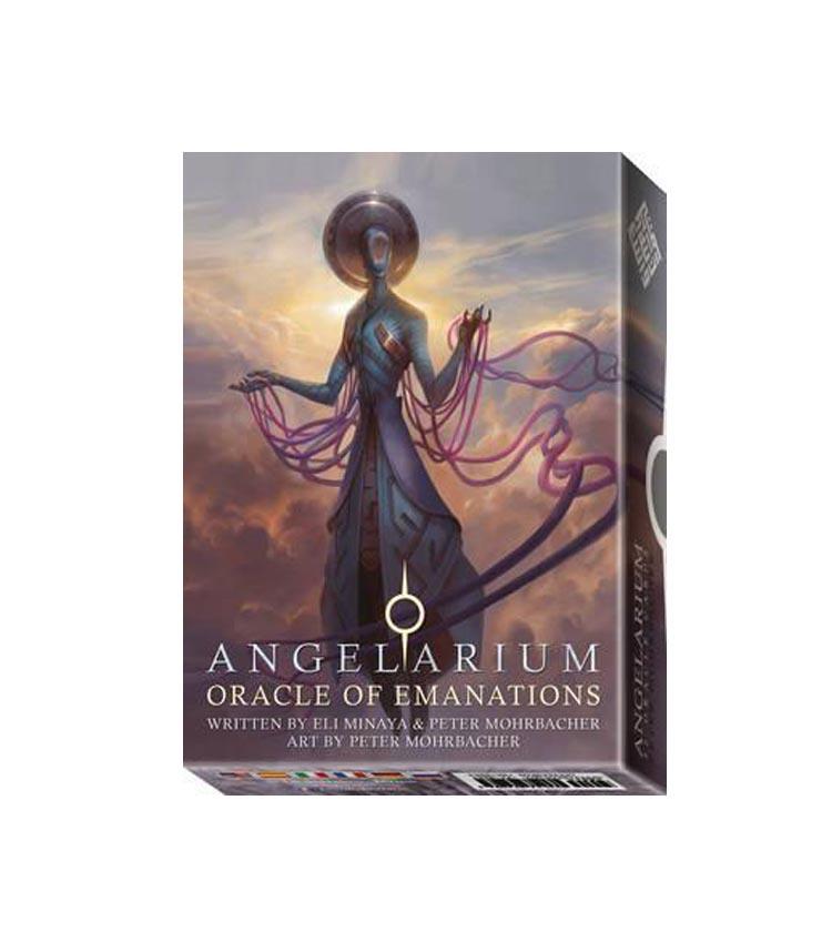 Angelarium. Oracle of Emanations