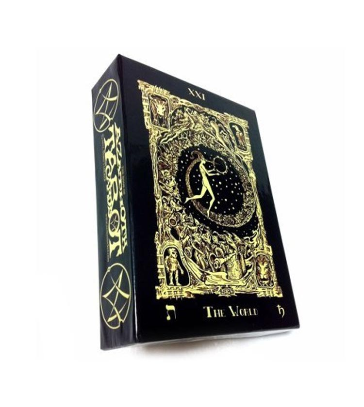 Book of Azathoth Tarot