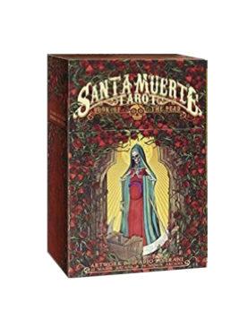 Таро Санта Муэрте - Santa Muerte Tarot