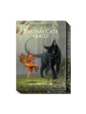 Fantasy Cats Oracle - Оракул фантастических котов